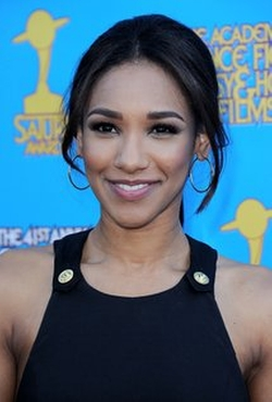 Candice Patton Style and Fashion