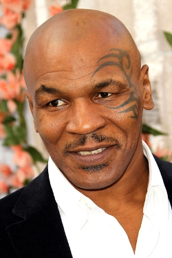 Mike Tyson Style and Fashion