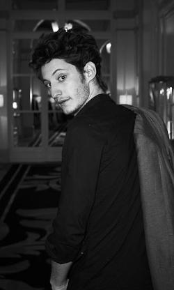Pierre Niney Style and Fashion