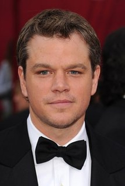 Matt Damon Style and Fashion