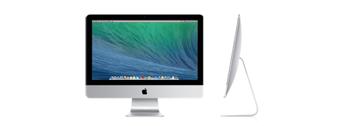 iMac Laptop by Apple in Crazy, Stupid, Love.