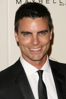 Colin Egglesfield Style and Fashion