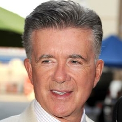 Alan Thicke Style and Fashion