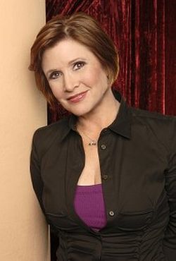 Carrie Fisher Style and Fashion