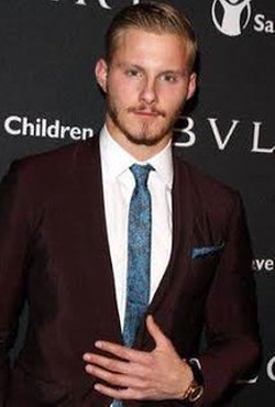 Alexander Ludwig Style and Fashion