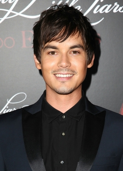 Tyler Blackburn Style and Fashion