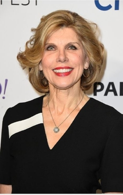 Christine Baranski Style and Fashion