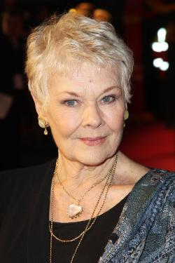 Judi Dench Style and Fashion