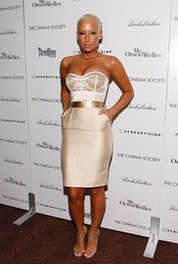 Amber Rose Style and Fashion