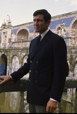 George Lazenby Style and Fashion