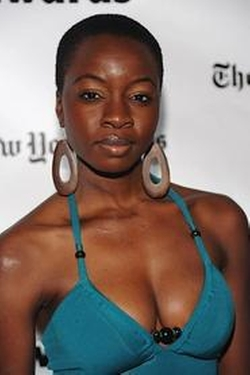 Danai Gurira Style and Fashion