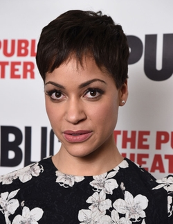 Cush Jumbo Style and Fashion