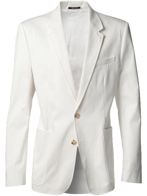 blazer jacket by MAISON MARTIN MARGIELA in Iron Man 3
