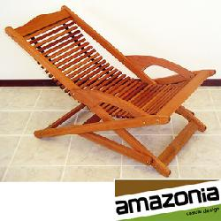 Wood Swing Chair by Copacabana in The Other Woman