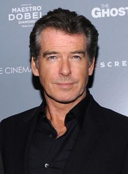 Pierce Brosnan Style and Fashion