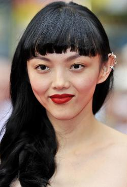 Rila Fukushima Style and Fashion