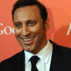 Aasif Mandvi Style and Fashion