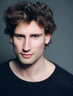 Edward Holcroft Style and Fashion