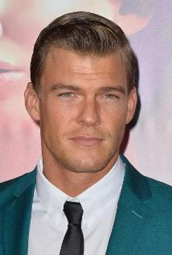 Alan Ritchson Style and Fashion