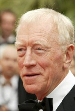 Max von Sydow Style and Fashion