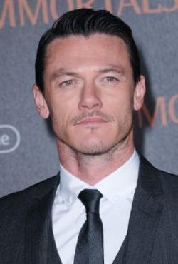Luke Evans Style and Fashion