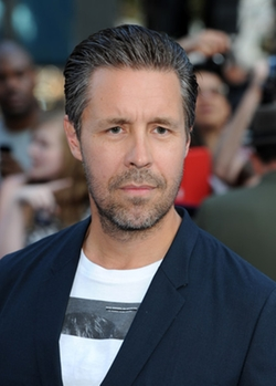 Paddy Considine Style and Fashion