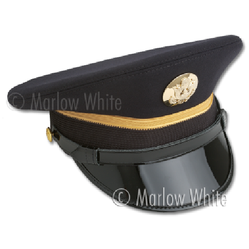 Male Enlisted Classic™ ASU Service Cap by Marlow White in Iron Man 3