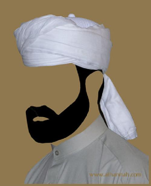 Pre-Wrapped Turban by Alhannah in Iron Man 3