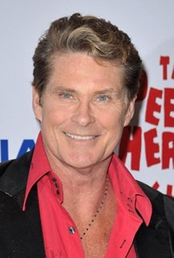 David Hasselhoff Style and Fashion