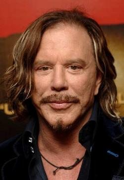 Mickey Rourke Style and Fashion
