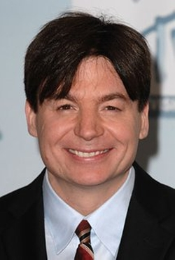 Mike Myers Style and Fashion