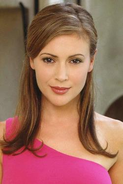 Alyssa Milano Style and Fashion