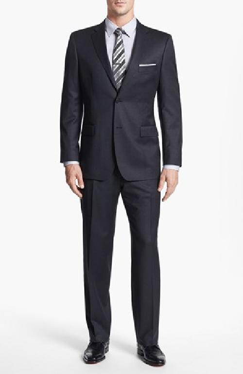 Pasolini/Movie Wool Suit by Hugo Boss in Crazy, Stupid, Love.