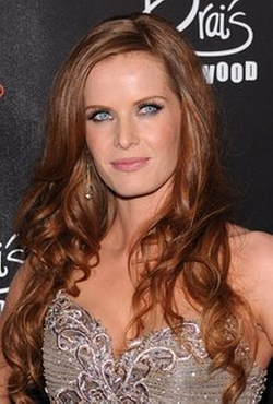 Rebecca Mader Style and Fashion