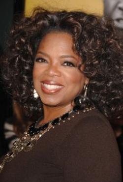 Oprah Winfrey Style and Fashion