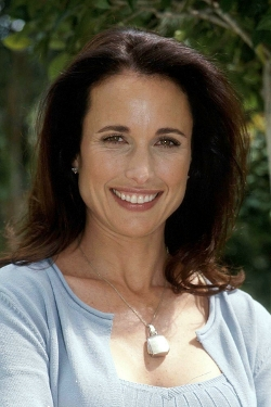 Andie MacDowell Style and Fashion