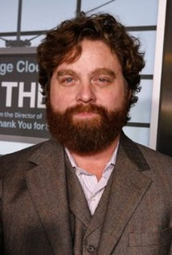 Zach Galifianakis Style and Fashion
