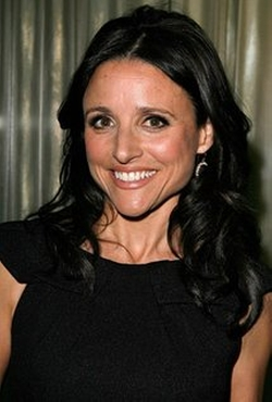 Julia Louis-Dreyfus Style and Fashion