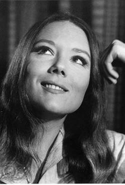 Diana Rigg Style and Fashion
