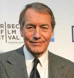 Charlie Rose Style and Fashion