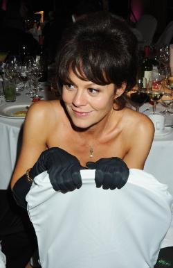 Helen McCrory Style and Fashion