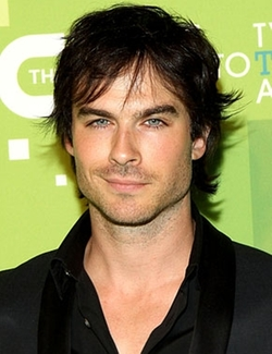 Ian Somerhalder Style and Fashion