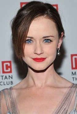 Alexis Bledel Style and Fashion