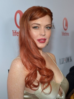 Lindsay Lohan Style and Fashion