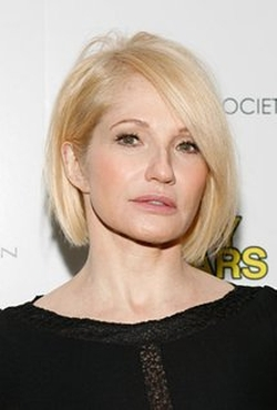 Ellen Barkin Style and Fashion