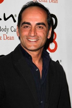 Navid Negahban Style and Fashion