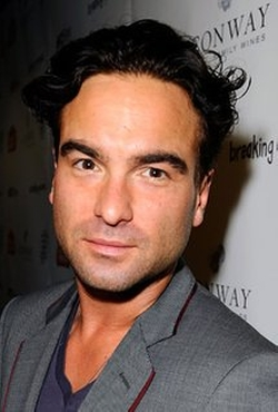 Johnny Galecki Style and Fashion