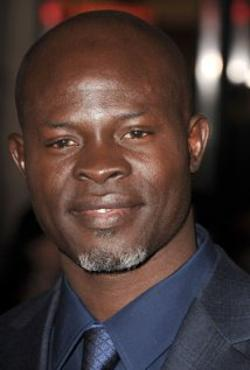 Djimon Hounsou Style and Fashion