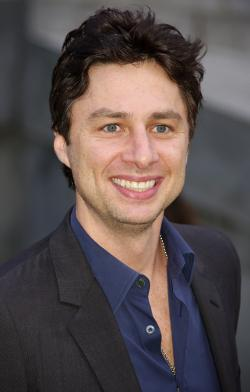 Zach Braff Style and Fashion