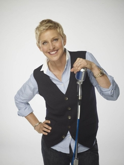 Ellen DeGeneres Style and Fashion